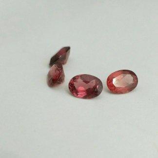 Rhodolite Cut Stone Garnet