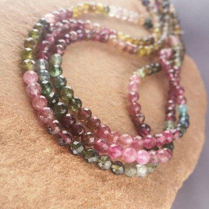 AAA Quality Tourmaline Beads