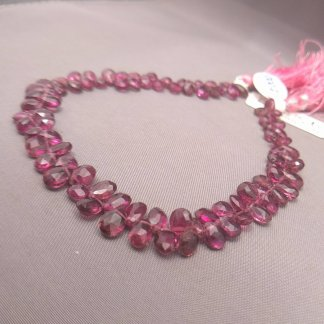 AAA Pink Tourmaline Briolettes
