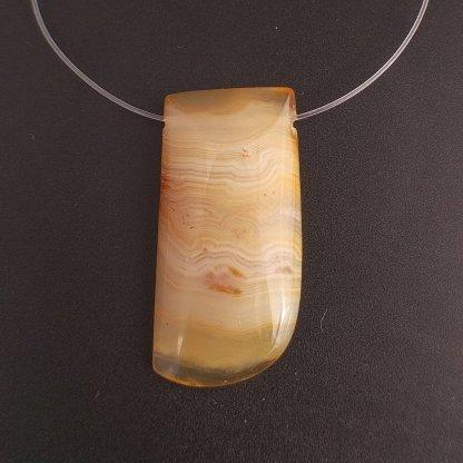 Golden Agate Pendant