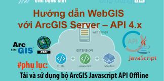 Tải và sử dụng bộ ArcGIS Javascript API Offline