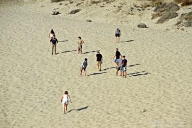 The Great Sand Dune in Malibu