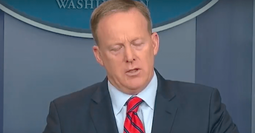 Sean Spicer Holocaust