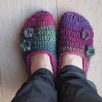 Défi de Janvier 2013 : Des chaussons