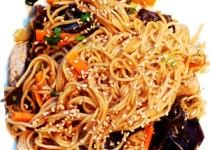 Mi goreng…noodles from Bali!