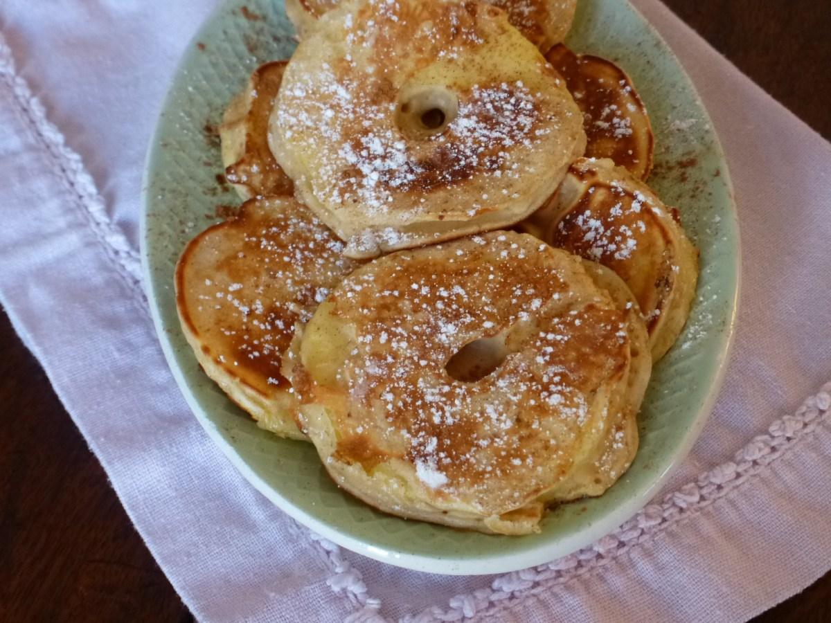 Apfelkiechle :une spécialité alsacienne