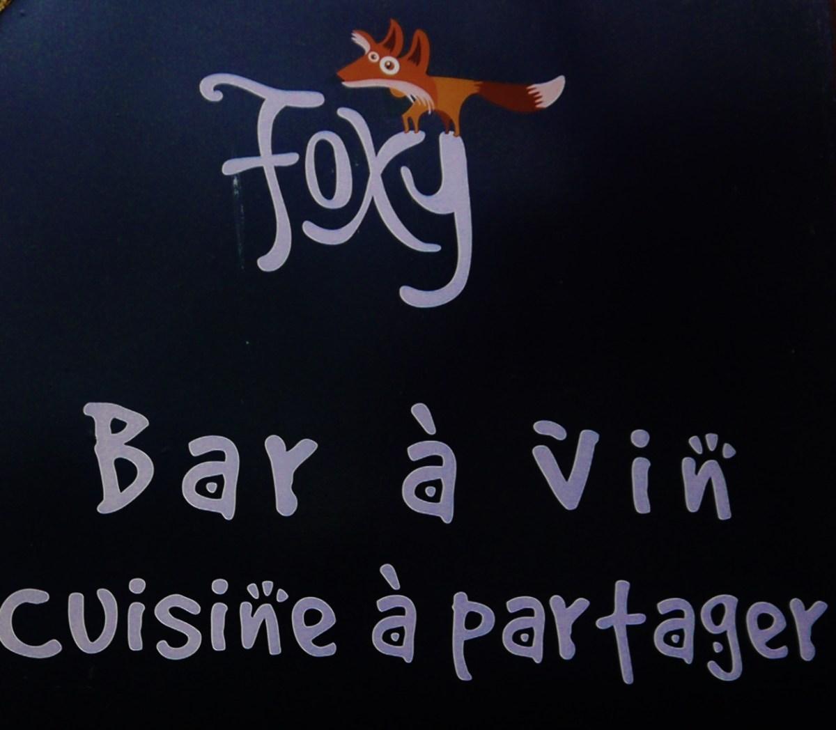 Le foxy resto-tapas à Toulouse