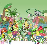 10 Best grass type Pokemon