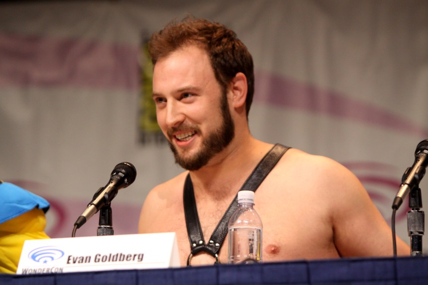 Evan-goldberg-wondercon-2013