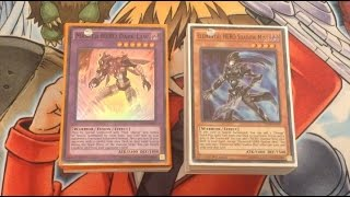 Yu-Gi-Oh decks and combos: Hero deck