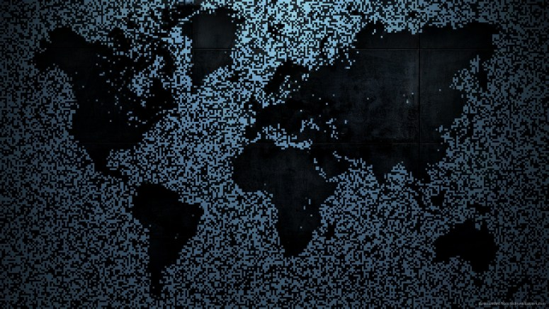 pixel-world-map