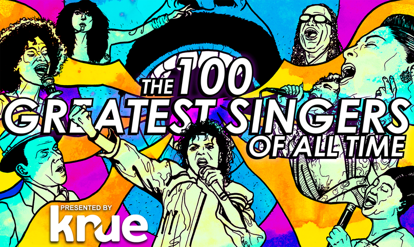 100 Best Singers of all Time
