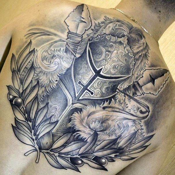 back-knight-epic-tattoo-on-men