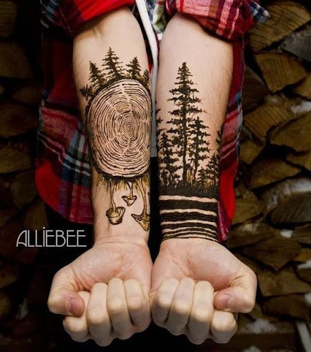 Tattoos+for+Men+-+inner+hand+tattoos