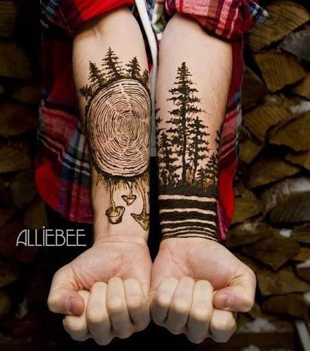 Tattoos+for+Men+-+inner+hand+tattoos