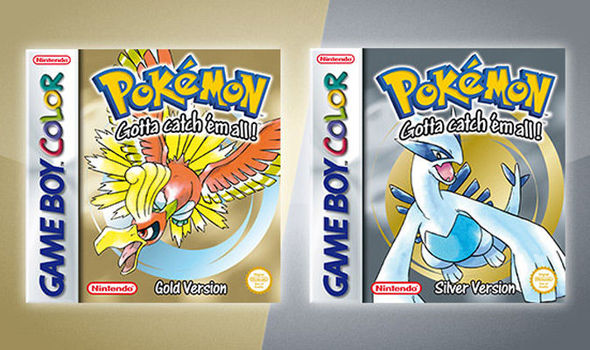 Pokemon Gold and Silver, a video game review