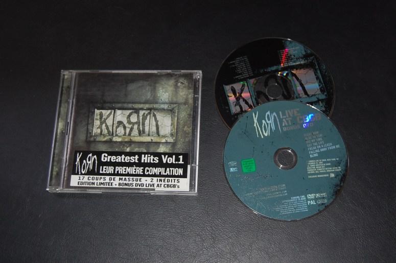 Korn - Greatest hits