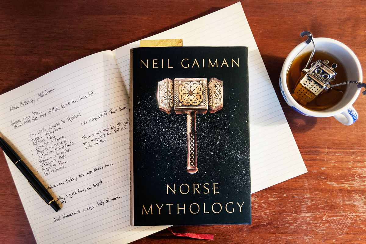 Norse Mythology, a book review