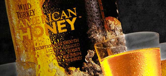 Wild Turkey - American Honey, an alcohol review