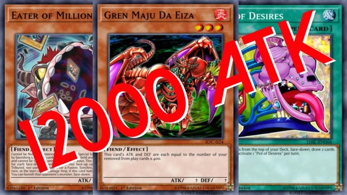 Yu-Gi-Oh deck and Combos: Gren Maju Da Eiza