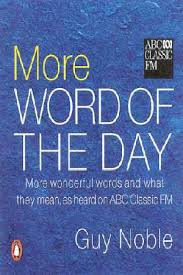 More Word Of The Day by Guy Noble - 9780143000853
