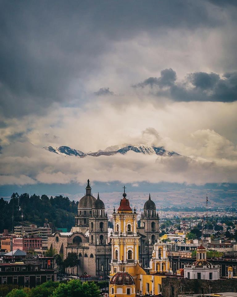 Nevado de Toluca, Valle de Toluca