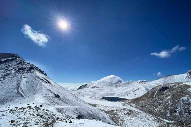 El Nevado de Toluca: Recomendaciones antes de visitarlo