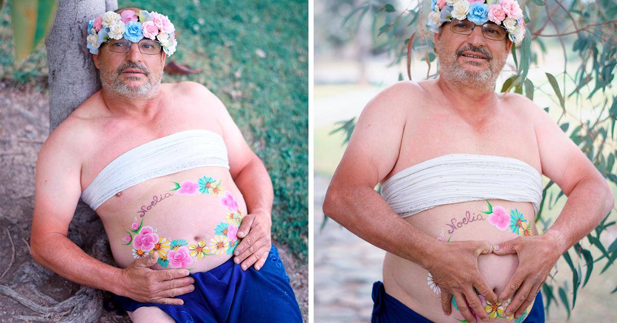 Viral: Esposo aprovecha sesión fotográfica de embarazo que su pareja no quiso
