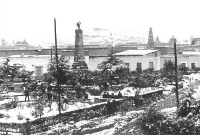 Hace 54 años Toluca se pintó de blanco bajo una capa de nieve    FOTOS
