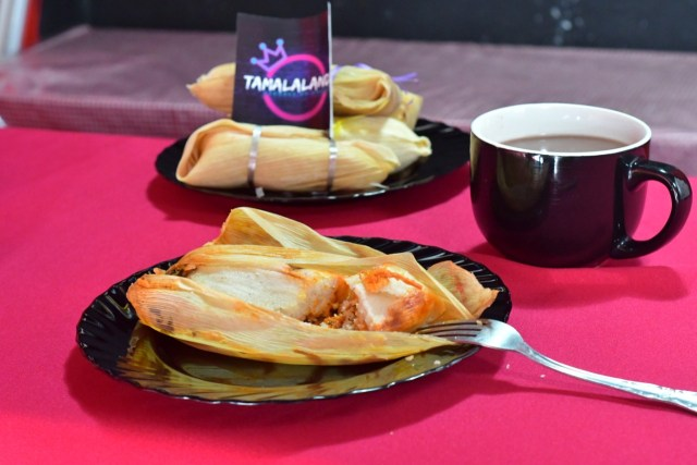 Tamalalandia: Los tamales más exóticos de Toluca