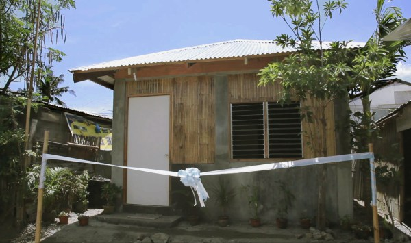 Small Concrete Houses Half House Year Of Clean Water