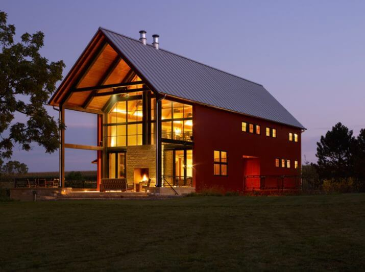 Building a pole barn homes kits cost floor plans designs for Custom pole barn homes