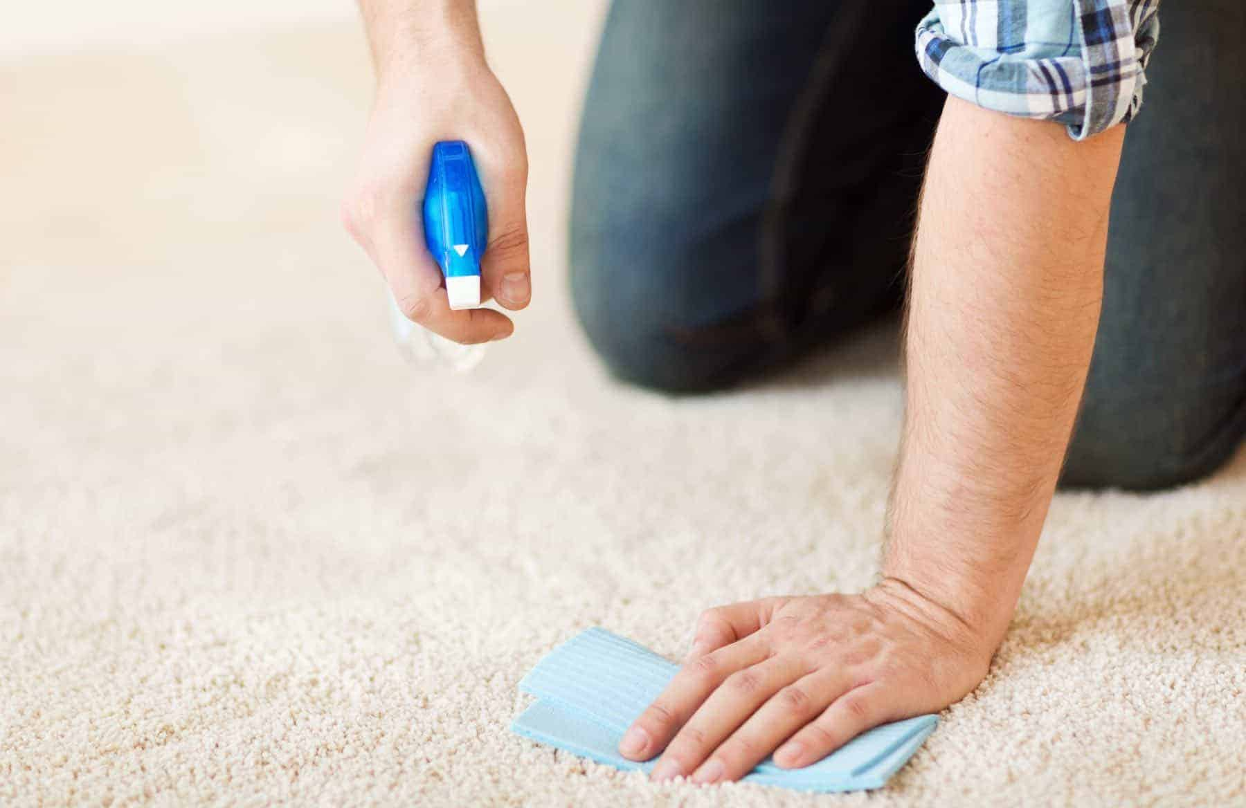 How to Get Hair Dye Out of Carpet with 4 Effective Methods