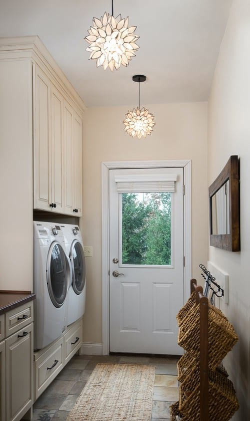 15 Outstanding Laundry Room Lighting Concept In Modern