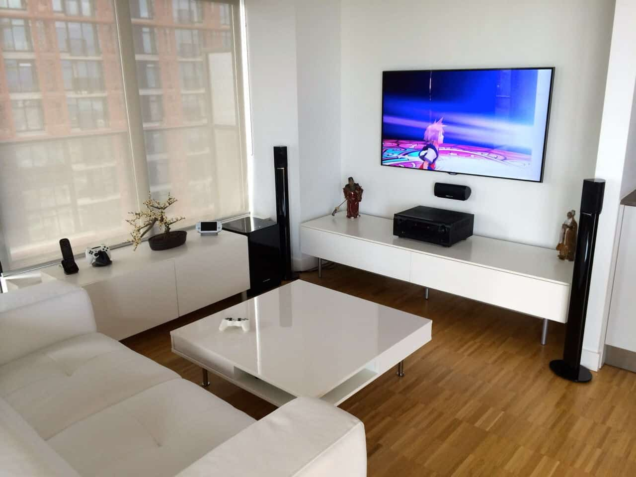 The living room is one of the most important areas in your house for a great hosting experience. 19 Video Game Room Ideas to Create Your Perfect Game Room