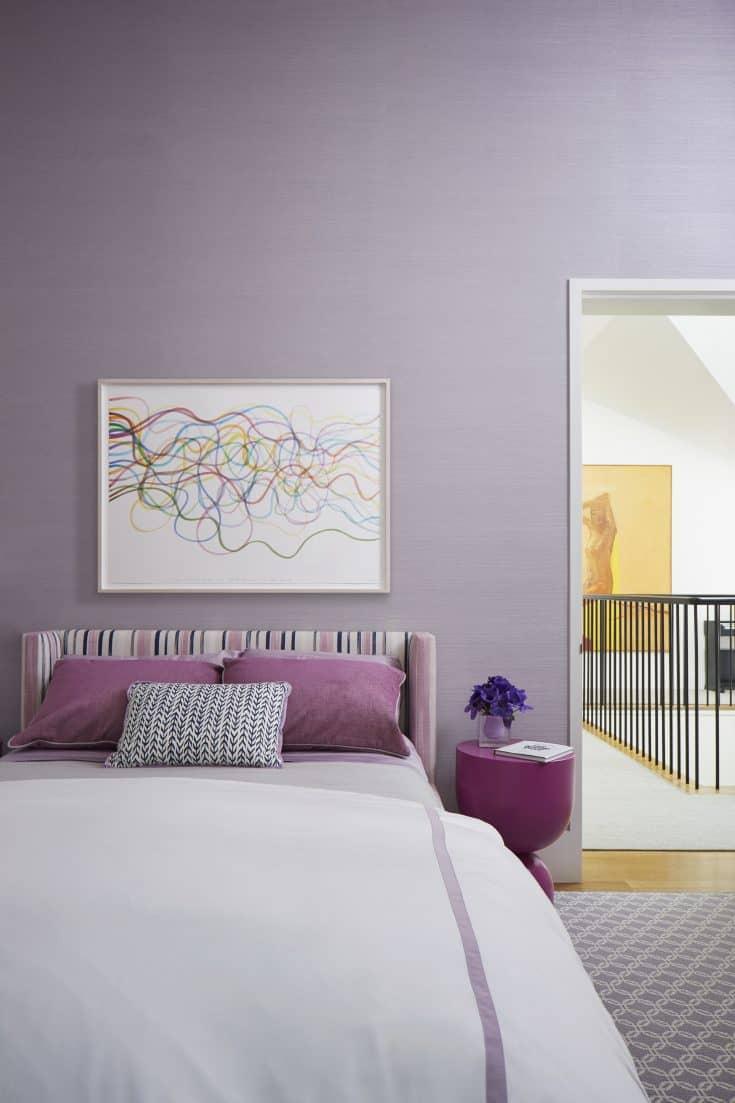 20 Amazing Purple Bedroom Ideas