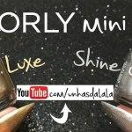Esmalte Orly Mini – Luxe e Shine