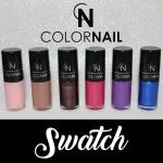 Esmalte COLORNAIL – Press Kit – SWATCH