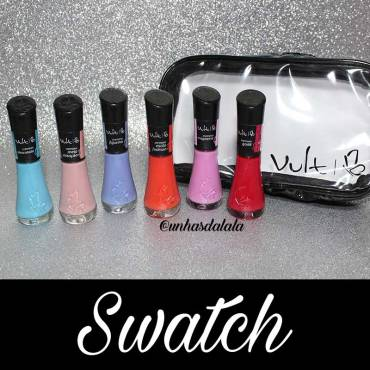 SWATCH: Esmalte Vult - Press Kit