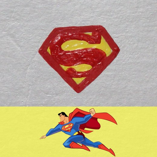 Como Desenhar Logo Superman