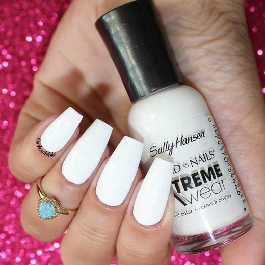 Esmalte Sally Hansen - White On