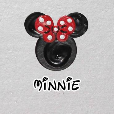 Como Desenhar Orelhas Minnie
