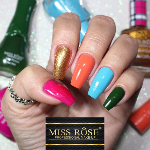 Esmalte Miss Rôse - Press Kit - SWATCH
