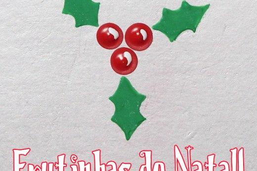Como Desenhar Frutinha de Natal