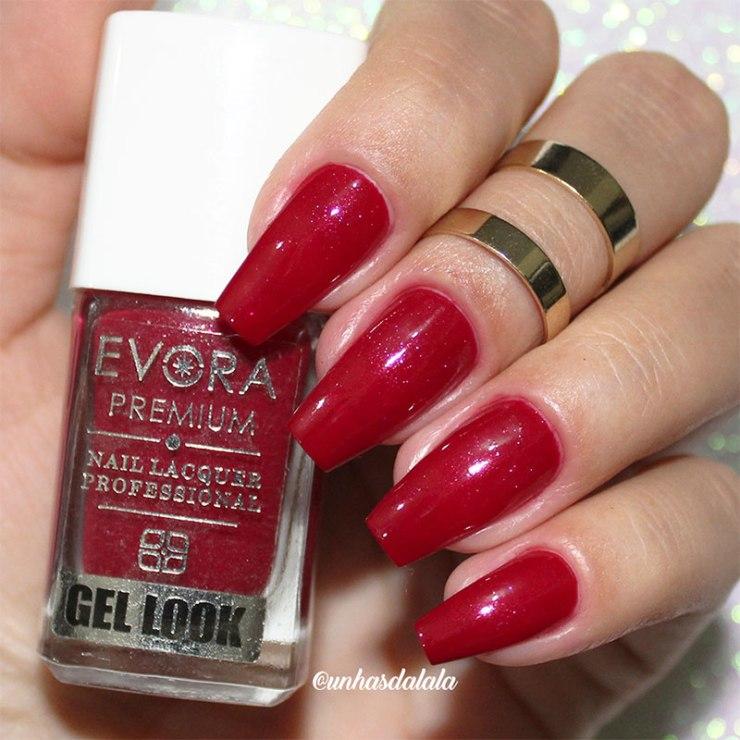 Esmalte Luxor Cosmetic Evora Premium - Gel Look
