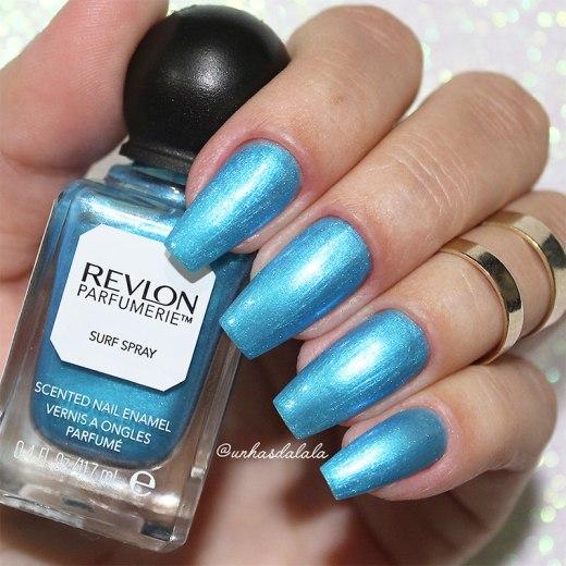 Esmalte Revlon Coleção Parfumerie - Surf Spray