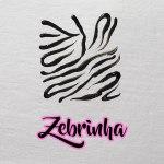 Como Desenhar Estampa de Zebrinha