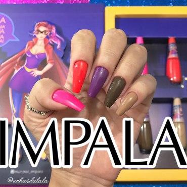 Swatch Esmalte Impala Coleção Identidade Secreta