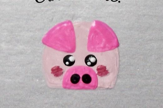 como desenhar porquinho
