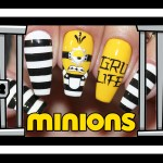 Unhas Decoradas Meu Malvado Favorito 3 – Minions Prisioneiros